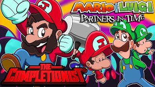 Mario & Luigi Partners In Time | The Completionist