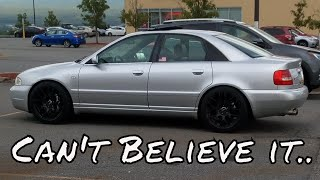 Advancing Timing on a Audi B5 S4 - Incredible Results!