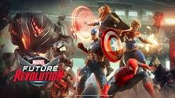 MARVEL Future Revolution Announce Trailer