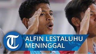 Pemain Timnas U 16 Indonesia, Alfin Lestaluhu Meninggal Dunia