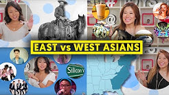 EAST COAST ASIAN vs. WEST COAST ASIAN!