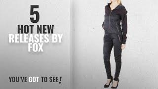 Hot New Fox Women Clothing [2018]: Red Fox Women