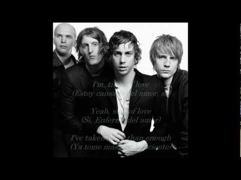 Razorlight - Who Needs Love? lyric/letra Ingles/Español
