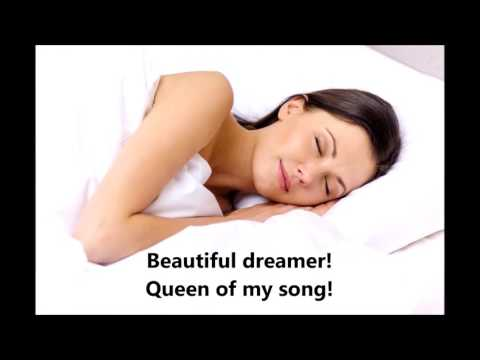 Beautiful Dreamer  ROY ORBISON (with lyrics)