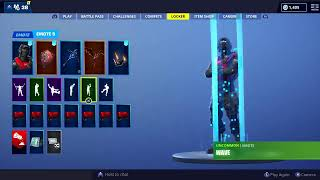 Fortnite unlocking the Stealth Reflex outfit !!! (Maybe tho...)