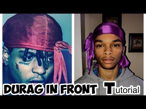 How To Tie Durag in Front Tutorial | $ki Mask Slump God