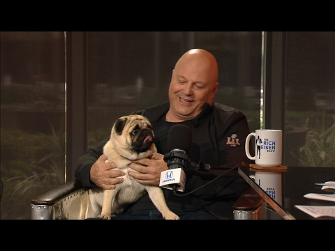 "Emmy Award-Winning Actor of FOX's ""Gotham"" Michael Chiklis Joins The RE Show in Studio - 2/21/17"