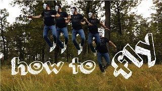 Как научиться летать