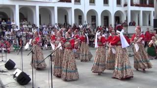 �������� ���� Омский русский народный хор в Испании ������