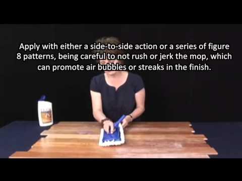 Make wood floors look like new again!