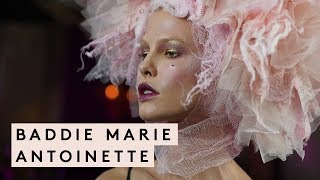 BADDIE MARIE ANTOINETTE HALLOWEEN TUTORIAL | FENTY BEAUTY