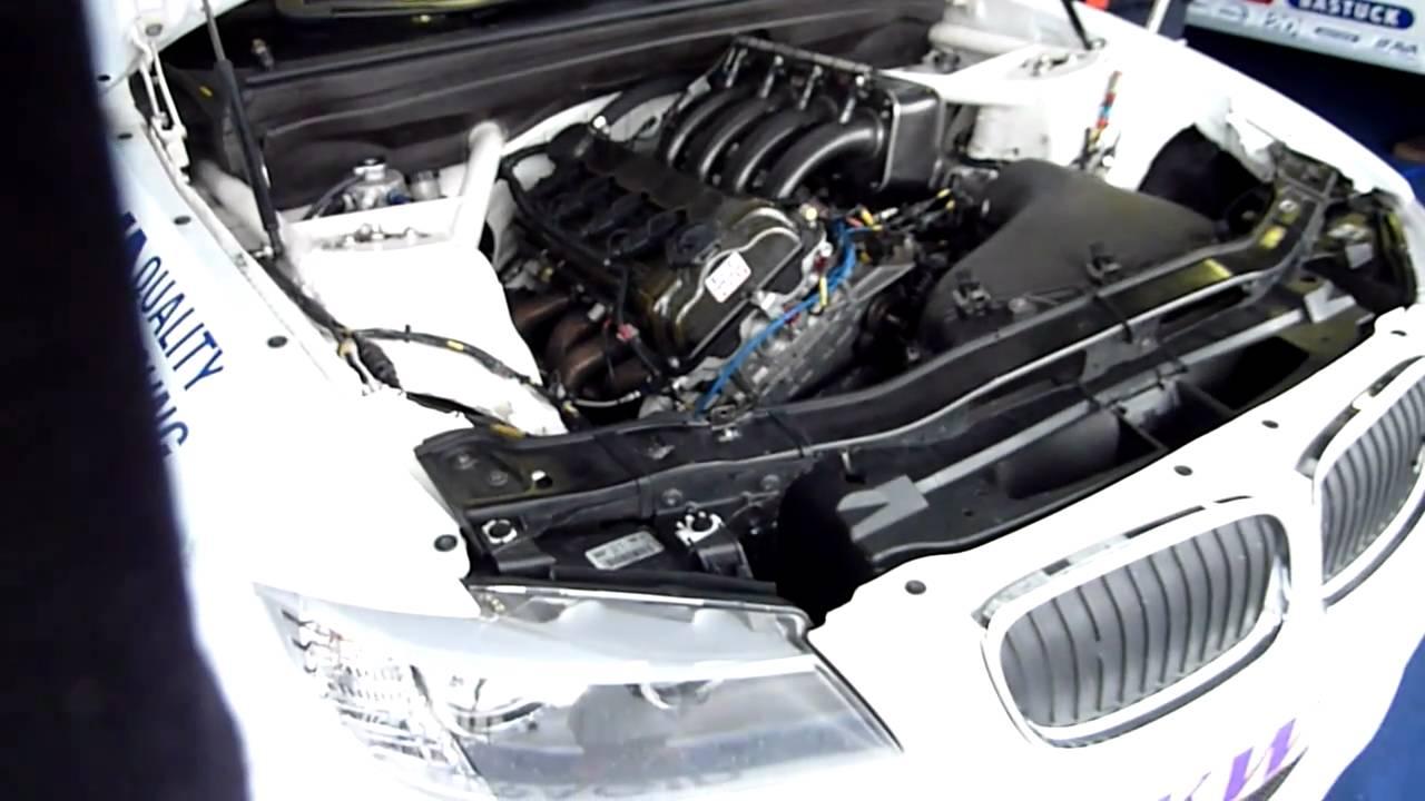 Wtcc Bmw Engine Youtube