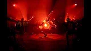 """Red Room"" - Broadway Bares: Twerk from Home"