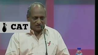 Hitler Thenkatchi ko swaminathan comedy|ஹிட்லர் தென்கச்சி கோ சுவாமி நாதன் சிரிப்பு மழை