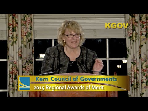 2015 Kern COG Awards held March 3rd, 2016, at the Seven Oaks Country Club