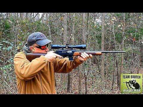 cz 512 american 22 magnum semi auto rifle youtube