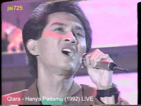 Qiara - Hanya Padamu (1992) LIVE