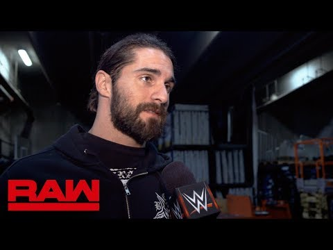 Seth Rollins is tired of being underappreciated: Exclusive, Feb. 19, 2018