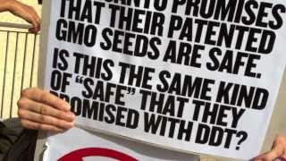 March Against Monsanto - Act for Seed & Food Freedom 2013 - Malta