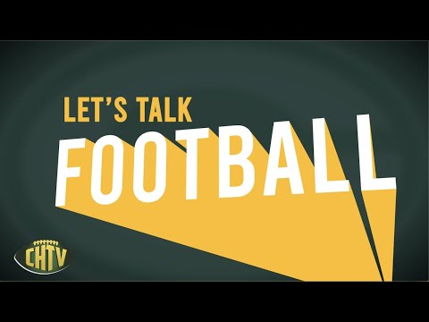 Let's Talk Football with Andy Herman after a win over the Lions