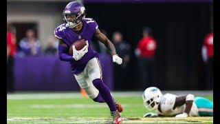 Stefon Diggs 2018 Highlights