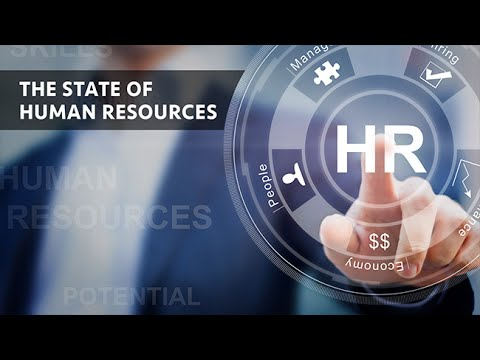 The State Of Human Resources