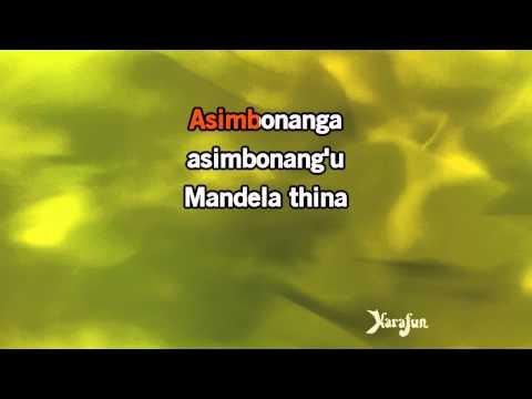 Karaoké Asimbonanga - Johnny Clegg *