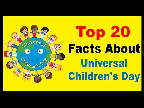 Children's Day 2017 - Facts