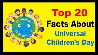 Children's Day  - Facts