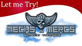 Let me Try - Mechs & Mercs: Black Talons (PC Game on Steam)