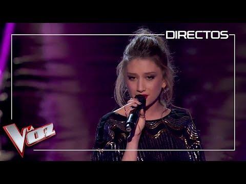 Palomy canta 'La fuerza del corazón' | Directos | La Voz Antena 3 2019