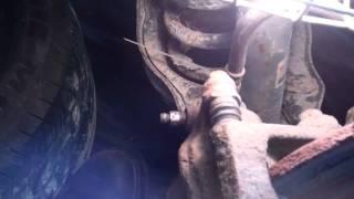 A method for removing a seized brake bleeder valve