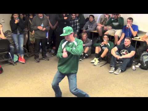 teach me how to dougie dance battle