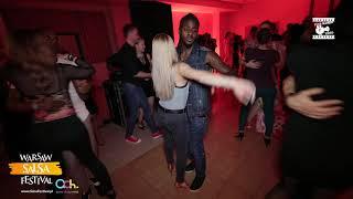 Enah Lebon & Jane - Kizomba Social Dancing @ WARSAW SALSA FESTIVAL 2018