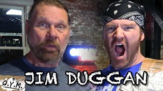 HACKSAW JIM DUGGAN SHOOT INTERVIEW