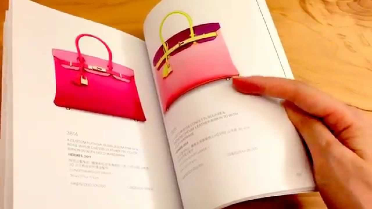 Reading a Christie s Catalogue for Hermes Handbags and Accessories Auction  - YouTube 78305541079b8