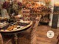 Chalk/Acrylic MacKenzie-Childs Inspired Table