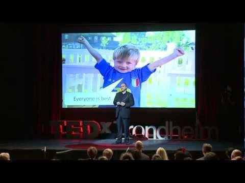 Constructive Discontent: Pellegrino Riccardi at TEDxTrondheim