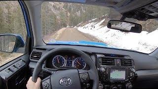 2019 Toyota 4Runner TRD Pro - POV Test Drive