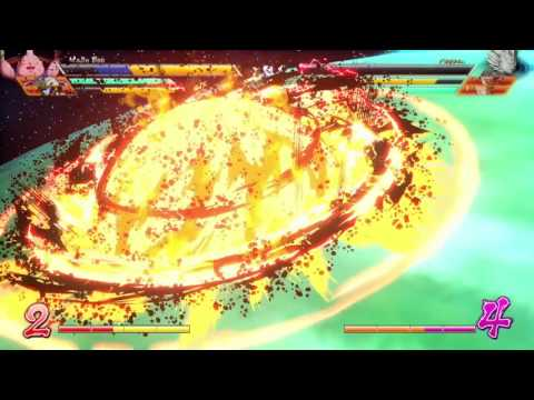 PLANETARY DESTRUCTION RETURNS I Dragon Ball Fighter Z - Golden Frieza Transformation!