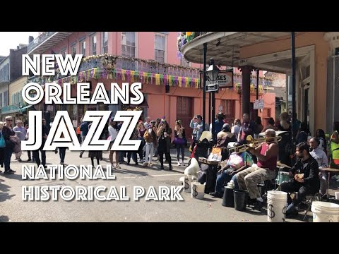 New Orleans Jazz Tour