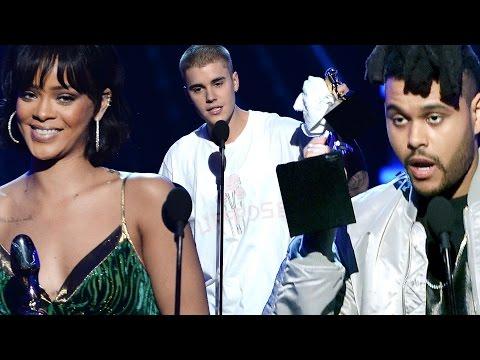 Adele, Justin Bieber, The Weeknd Ganadores de Billboard Music Awards 2016