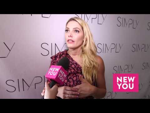 Ashley Greene at Simply Fashion Event