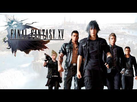 Final Fantasy XV [PS4/XBO] -- recenzja