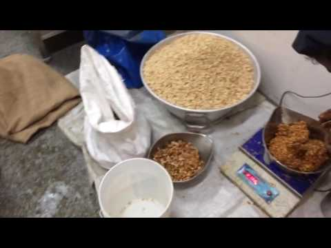 Chikki  Making in Commercial Induction Chikki Machine
