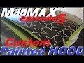 Custom Painting My Hood ! (MadMAX episode 5)