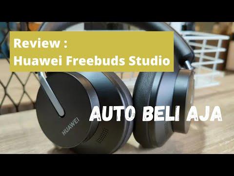 Review HUAWEI Freebuds Studio Indonesia