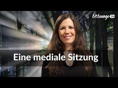 Eine mediale Sitzung mit Sue Dhaibi   LitLounge.tv