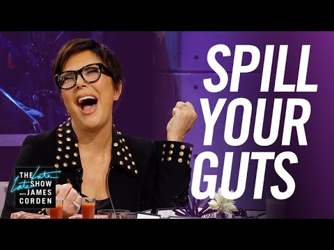 Spill Your Guts or Fill Your Guts w Kris Jenner