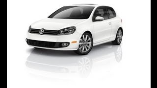 Real World Test Drive 2012 Volkswagen Golf TDI